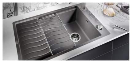 Корзина для посуды с держателями Blanco 436х205х12 нерж, сталь для ELON