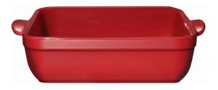 Форма для запекания (цвет: гранат)