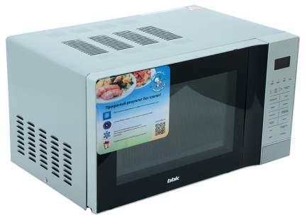 Микроволновая печь с грилем BBK 20MWG-736S/BS silver