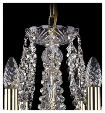 Люстра подвесная Bohemia Ivele Crystal 1403/8/160/G