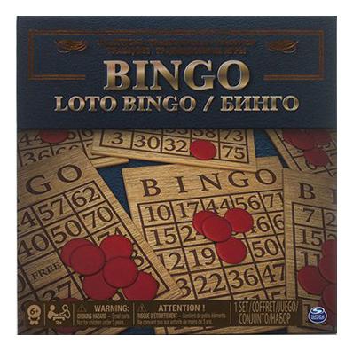 Настольная игра Spin master Лото. Бинго