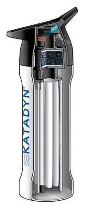 Фильтр для воды Katadyn MyBottle Purifier 8017775 Красный