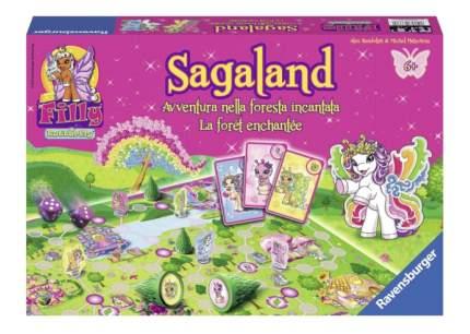 Семейная настольная игра Ravensburger Сказочная страна Филли