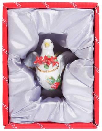Елочная игрушка Kuchenland Голубь 7 см
