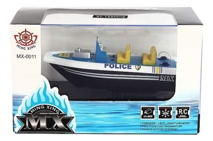 Shantou Gepai Катер р/у police на аккумуляторе Shantou Gepai MX-0011-7