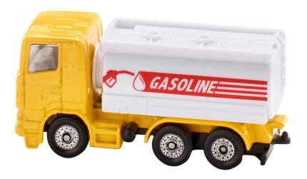 Грузовик с цистерной Gasoline Siku 1387