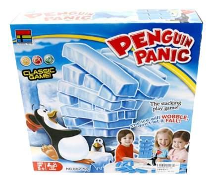 Настольная игра Башня ловкий пингвин Shantou Gepai 634464