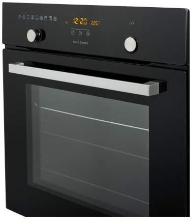 Встраиваемый электрический духовой шкаф Weissgauff EOA 691 PDB Black