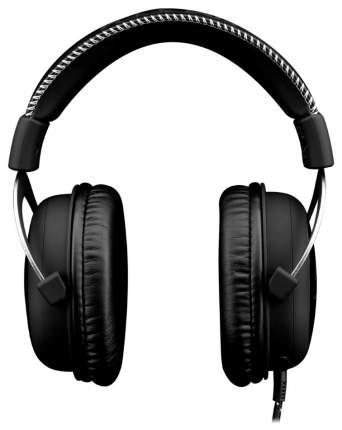 Игровые наушники Kingston HX Cloud Silver Pro Grey/Black