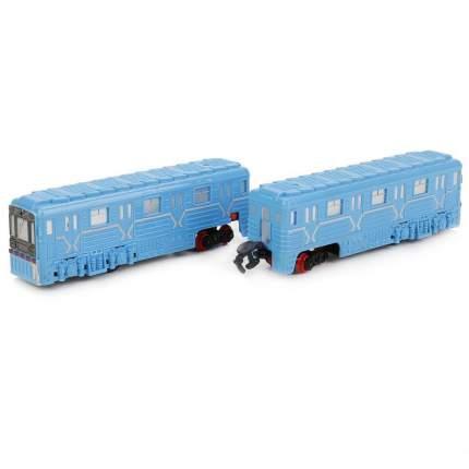 Железная дорога поезд метро 695 см Играем Вместе B806137-R11