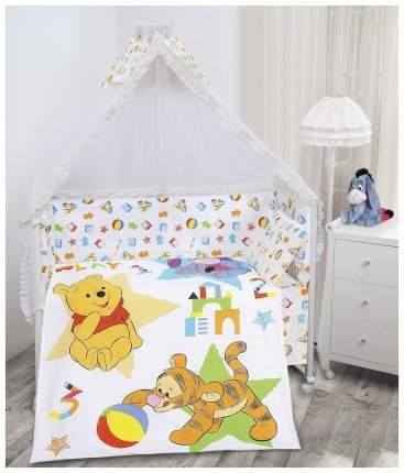 Комплект детского постельного белья MONA LIZA Винни Baby play