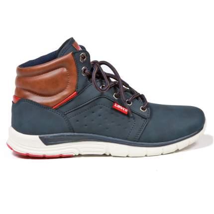 Ботинки VSEA0010S Navy Brown 0208 р.35