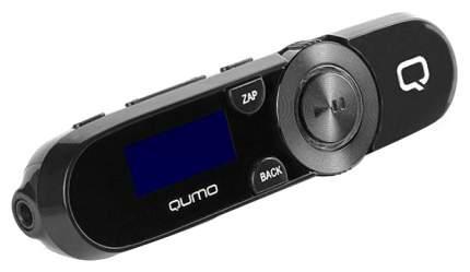 МР3-плеер с клипсой Qumo Magnitola 4Gb Черный