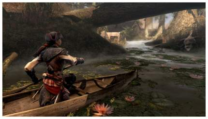 Игра Assassin's Creed: Освобождение HD для PC
