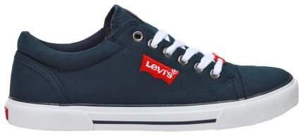 Кеды Levi's Kids navy 30 размер