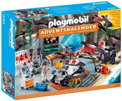 Игровой набор Playmobil Адвент-календарь - Суперагенты
