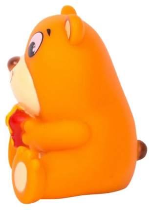 Игрушка для ванны Happy Snail Медвежонок Берни