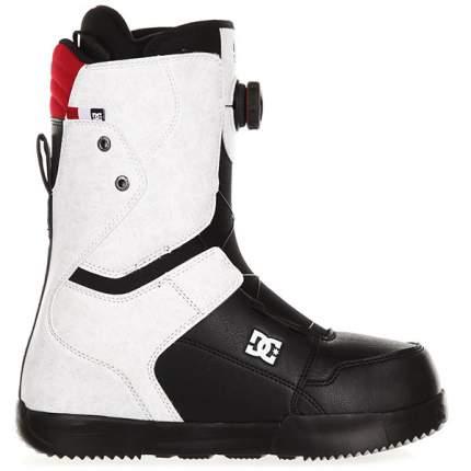Ботинки для сноуборда DC Scout 2019, черные/белые, 28.5