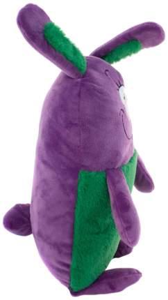 "Мягкая игрушка ""Мягкие зверята"" - Фиолетовый заяц, 50 см KiddieArt"