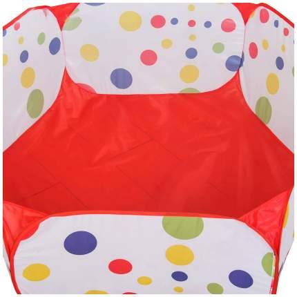 Сухой бассейн-манеж для шариков, 110 см