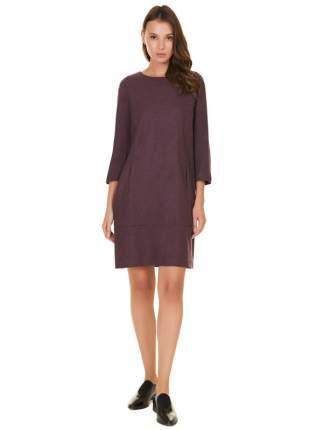 Платье женское Baon BAON B457536 фиолетовое L