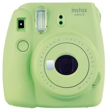 Фотоаппарат моментальной печати Fujifilm Instax Mini 9 Lime Green (Set Fest)