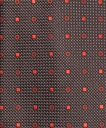 Галстук мужской HENDERSON TS-1446 коричневый
