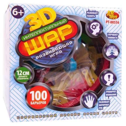 Интеллектуальный шар 3D ABtoys 100 барьеров