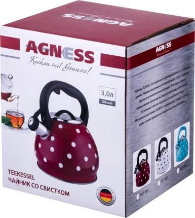 Чайник для плиты Agness 937-800