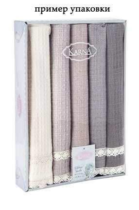 Кухонное полотенце Karna Kopenaki V2 40х60 см - 5 шт