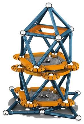 Конструктор магнитный Geomag Mechanics 146 элементов
