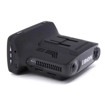 Видеорегистратор iBOX F5 A12 со встроенным радар-детектором, с GPS информатором