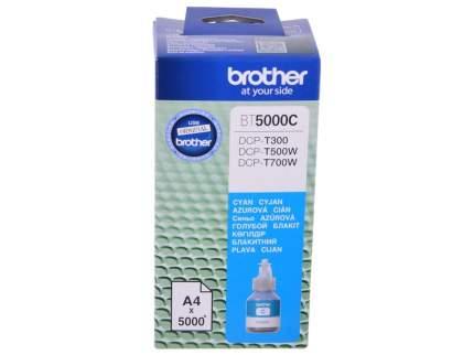 Чернила для струйного принтера Brother BT-5000C, голубой, оригинал