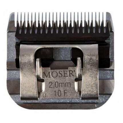 Ножевой блок MOSER для машинки для стрижки животных Max 45, сталь, слот A5 10F, 2 мм