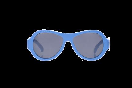 Детские солнцезащитные очки Babiators Original Aviator Настоящий синий True Blue 0-2 года