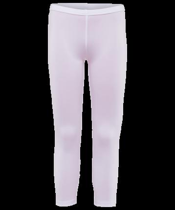 Леггинсы женские Amely AA-250 белые, 40 RU
