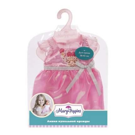 MARY POPPINS Одежда для кукол 38-45 см Платье. Корона