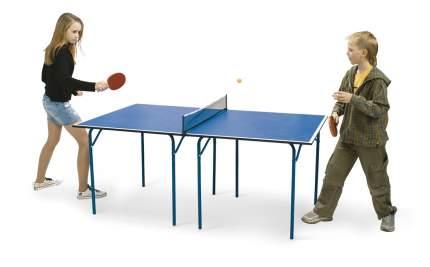 Теннисный стол Start Line Cadet синий, с сеткой