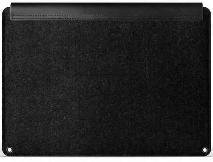 """Чехол для ноутбука 12"""" Mujjo Sleeve Black"""