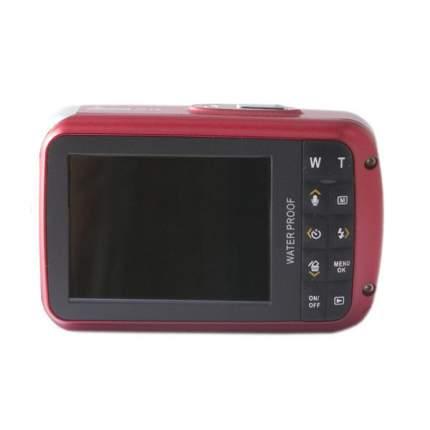 Фотоаппарат цифровой компактный Rekam XProof S12 Red