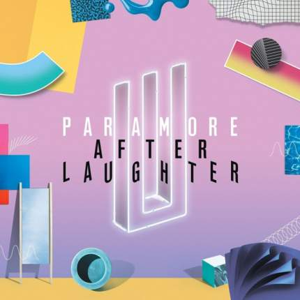 Виниловая пластинка Paramore ‎ After Laughter (Coloured Vinyl)(LP)