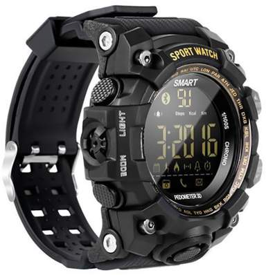 Смарт-часы CARCAM SMART WATCH EX16S Black