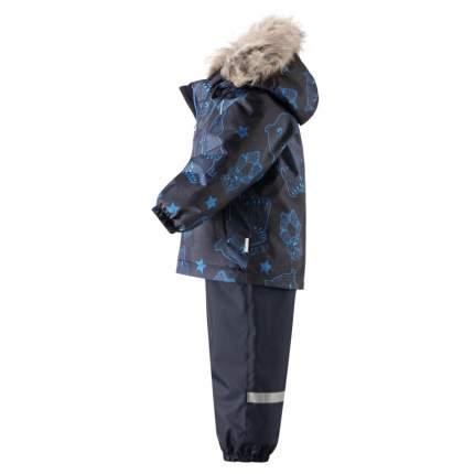 Комплект верхней одежды Lassie, цв. синий р. 98