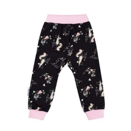 Комплект брюк 2 шт Lucky Child Розовый р.80