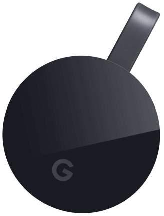 Smart-TV приставка Google Chromecast Ultra Black