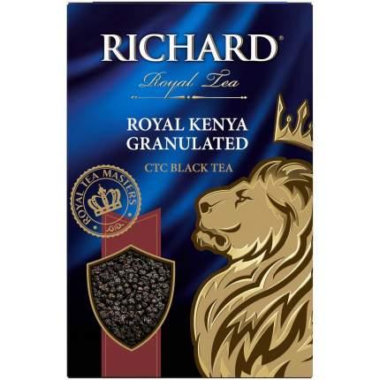 Чай Richard Royal Kenya Granulated черный гранулированный 200 г