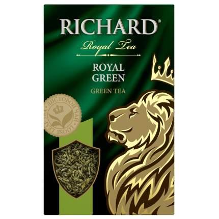 Чай зеленый Richard royal green листовой 90 г