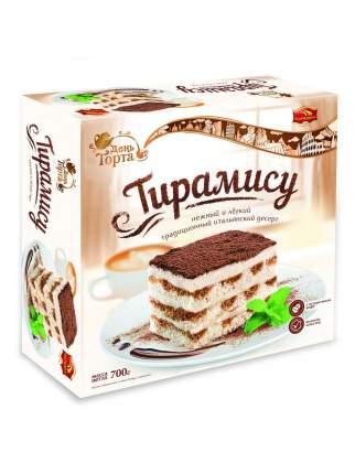 Торт тирамису Черемушки бисквитный 700 г