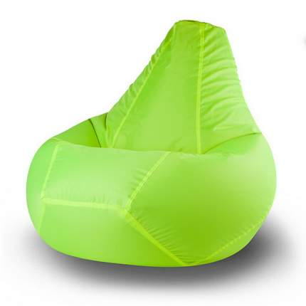 Кресло мешок PUFOFF XL Lime Oxford