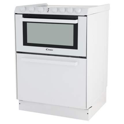 Электрическая плита с посудомоечной машиной Candy Trio 9503/1 W White